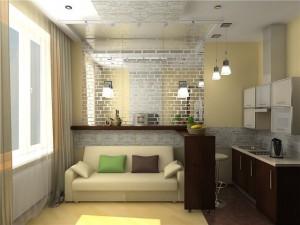Продажа 1-к квартиры-студии от собственника